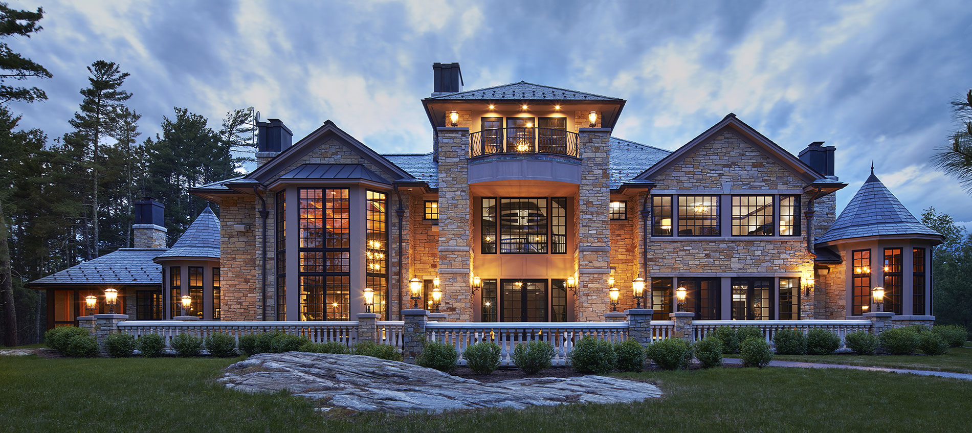 Smuckler architectural custom homes premier luxury home for Most expensive homes in minnesota