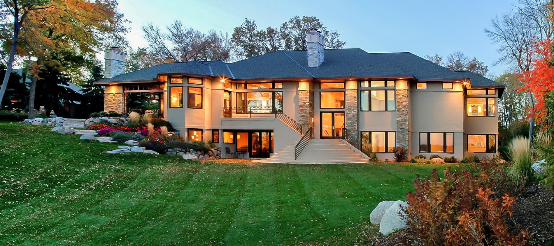 unique luxury home car designs | Smuckler Architectural Custom Homes | Premier Luxury Home ...